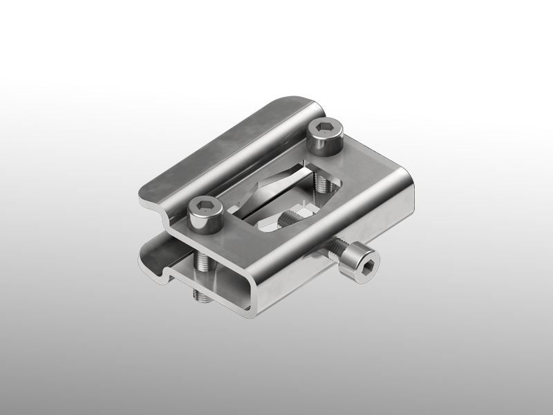 Guide rail clamp - Part.439