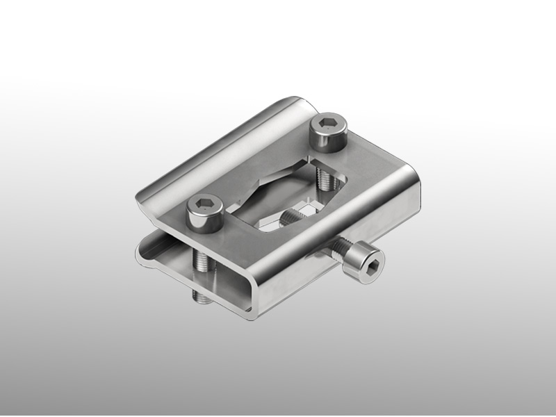 Guide rail clamp - Part.440